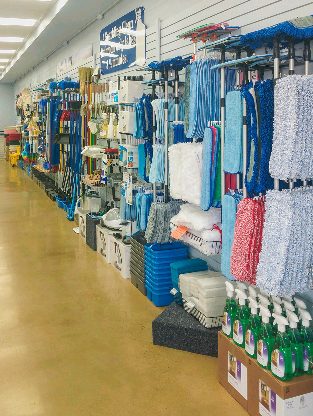 janitor supplies boise id