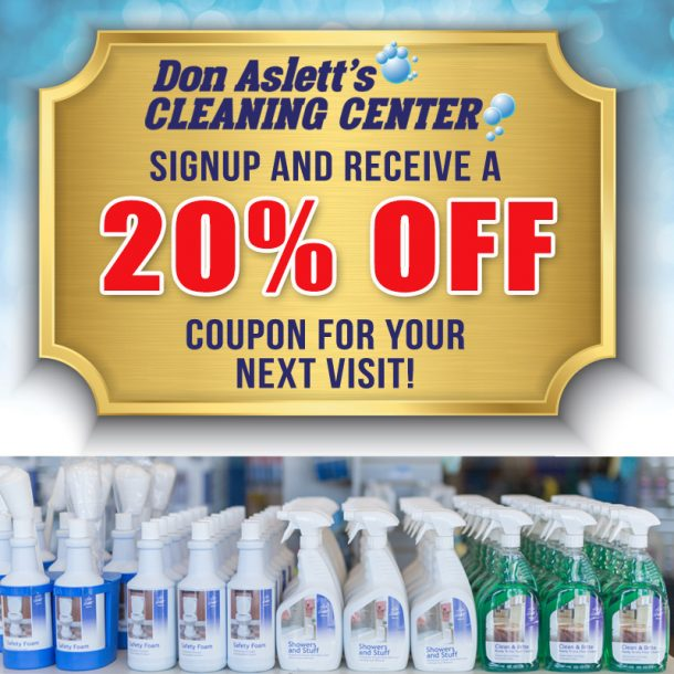 Don Aslett S Cleaning Center Professional Cleaning