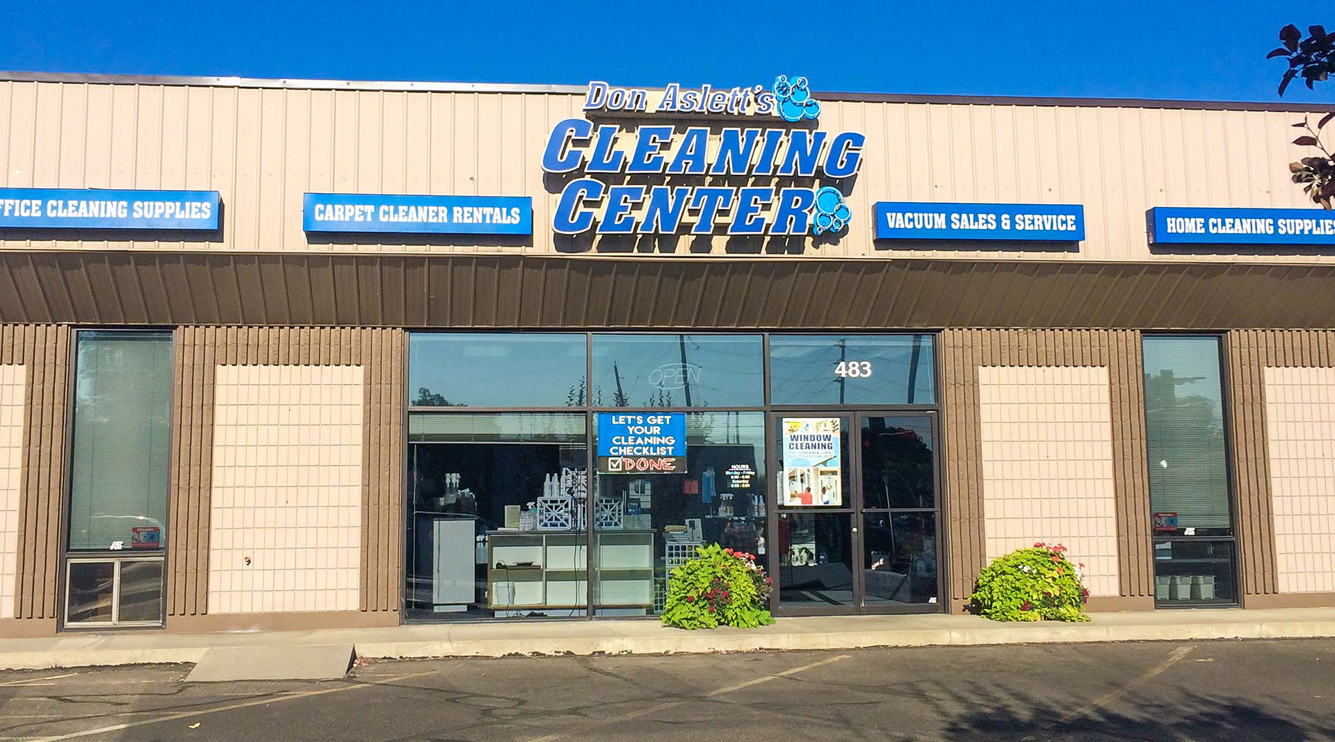 Don Aslett S Cleaning Center Twin Falls Id